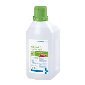 Mikrozid Sensitive liquid 1 liter gyors felületfertőtlenítő