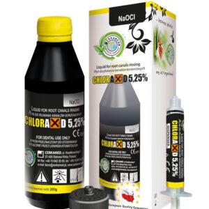 Chloraxid 5,25% 400g