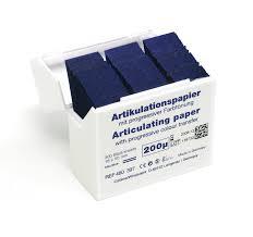 Artikulációs papír 200m 300db kék